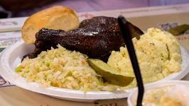 Birmingham al travel guide bizarre foods america for Food bar in cahaba heights